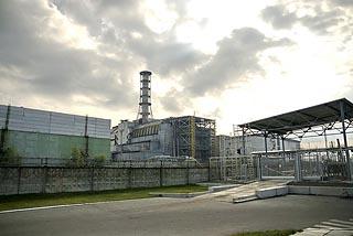 チェルノブイリの原発事故
